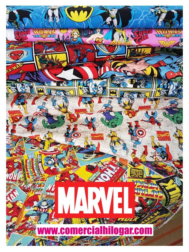 Colección Marvel