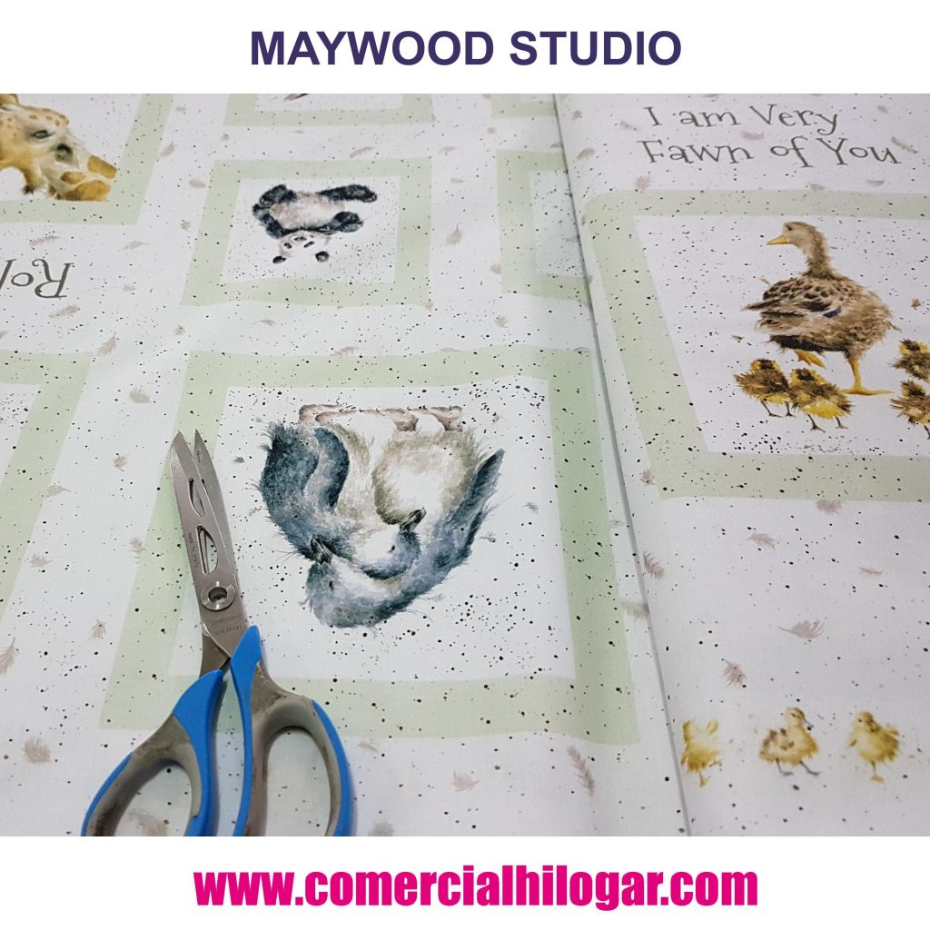 Distribuidor oficial Maywood Studio